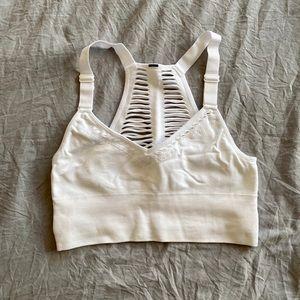 Other - 🌟5/$30 - White Sports Bra